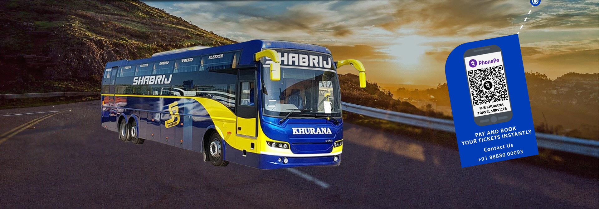 Bus Ticket Booking Khurana Travels